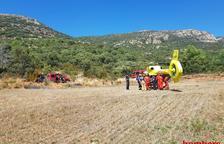 Fallece un excursionista al sufrir una caída de 200 metros en Alins