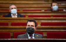 La Generalitat exigeix a l'Estat que es desprengui de les accions de Bankia