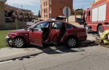 Accidents amb ferits a Agramunt, Tàrrega i Rialp