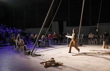 Alpicat estrena el festival de circ amb dotze companyies fins diumenge