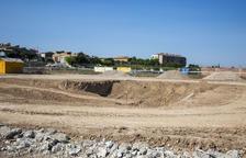 Comencen les obres de la piscina de Vilagrassa, que estarà a punt al febrer