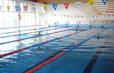 Las piscinas de verano de Mollerussa han tenido un 63% menos de visitas que en 2019