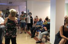 Queixes per aglomeracions en consultes de l'Arnau de Vilanova de Lleida