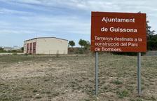 Guissona quiere acabar el parque de bomberos, diez años parado