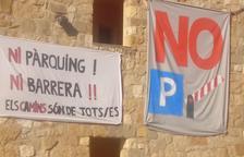 Dimite el alcalde de Corçà por el parking de Canelles