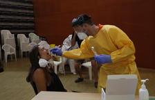 Lleida suma 87 casos i es dispara el risc de rebrot al Pirineu