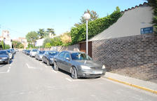 Más zona azul en las calles Navarra, Àngel Rosell o la ronda de Sant Pere