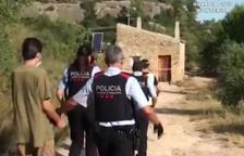 Detingut a la Pobla de Cérvoles per incitar al terrorisme racista