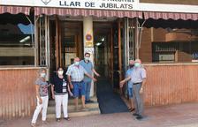 Plataforma elevadora para la Llar de Jubilats de Alcarràs