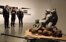 Lleida exhibirà per primera vegada al públic obres de la col·lecció 'Censored' de l'empresari i mecenes lleidatà Tatxo Benet