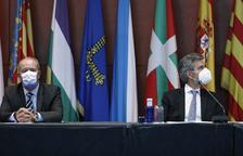 """Els jutges fan pinya amb el rei a Barcelona i el ministre de Justícia creu que """"es passen"""""""