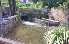 L'amagat nucli de Rivert, amb la seva cascada, un autèntic poble de pessebre a la Conca de Dalt