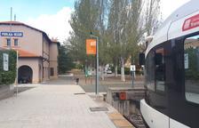 FGC restablecerá mañana los trenes entre Balaguer y La Pobla