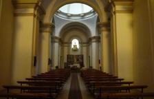 Sin misas en la iglesia del Miracle de Balaguer