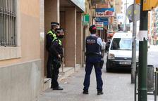 Lliguen de mans i maten una dona al seu domicili a Girona