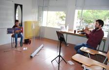 La Escola de Música de Mollerussa retoma las clases presenciales