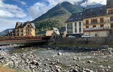 Bossòst exigeix impedir que les hidroelèctriques sequin el Garona