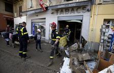 Almenys quatre morts i 20 desapareguts durant les inundacions a França