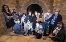 La Associació de Patrimoni de Torà recibe el Premi Sikarra