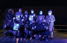La banda de Balaguer Saüc gana el concurso Makot Rock de Alguaire