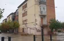 Tramitan la ruina de los dos últimos bloques del Grupo Sant Isidori de Mollerussa aún habitados
