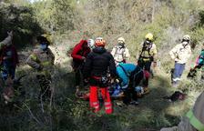 Troben amb vida la veïna de 73 anys del Vilosell que va desaparèixer divendres
