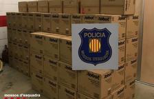 Detenido por robar 144 robots de limpieza en un camión en Sidamon