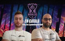 Un canal leridano, el único que retransmite los campeonatos mundiales de League of Legends en catalán