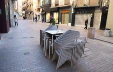 L'ajuntament de Lleida cobra ara taxes i indigna la restauració