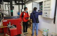 'Auditoria' als col·legis de Lleida per estalviar energia