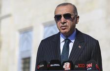 Erdogan crida els turcs a boicotejar els productes gals