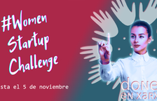 Se buscan mujeres líderes de start-ups