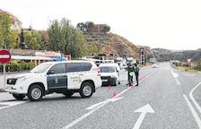 Fallece un agente de la Guardia Civil de Tráfico en accidente en Salamanca