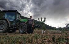 Energia solar per portar al Garrigues Sud aigua de l'Ebre