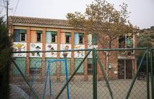 Tanca una escola de l'Urgell per un alumne positiu