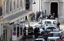 Nou atac a França amb tres morts en una església