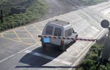 Expropiaciones para construir un paso elevado sobre el tren en Térmens