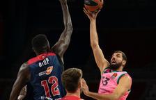 Nikola Mirotic segella el triomf del Barcelona amb un tap a l'últim segon