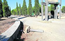 Tàrrega denuncia vandalismo en Sant Eloi por valor de 4.000 euros