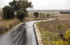 Sant Guim de la Plana renova el camí del Pou de Madern