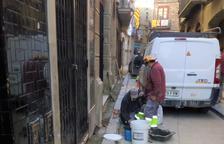 Solsona finalitza la reforma d'un carrer del centre urbà
