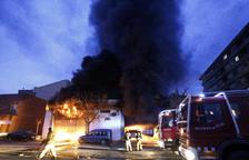 Condenado a pagar 204.600 € por un incendio en su taller de Alcarràs