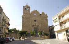 Campaña para recaudar fondos y reparar la iglesia de Alcarràs