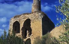 Licitan de nuevo la consolidación del castillo de Alòs de Balaguer