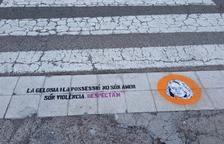 Reivindicación en La Vall de Boí contra la violencia de género