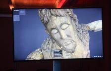 La Seu Vella, el Davallament d'Erill la Vall i una teula romana de Iesso, entre els primers cinquanta models en 3D