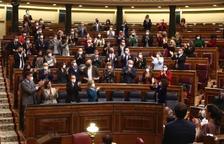 El Congreso da luz verde a los presupuestos con el apoyo de 188 diputados de 11 partidos