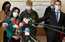 Defensa lleva a la Fiscalía el chat de militares retirados