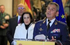 El Ejército se desmarca del chat de militares retirados