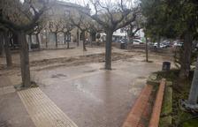 Finalizan las excavaciones en la plaza del Vell Pla de Guissona